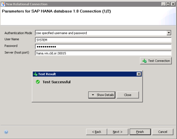 Using HANA on Cloudshare Part 1: Setup connectivity | My
