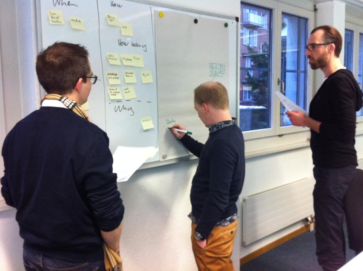 AgileBI workshop London